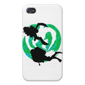 SCUBA HIDDEN COVE iPhone 4/4S CASE
