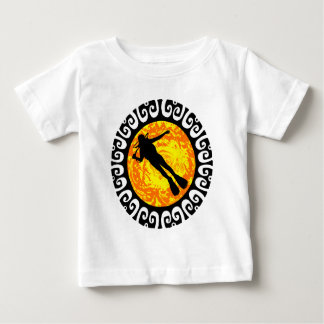 SCUBA IN PANAMA BABY T-Shirt