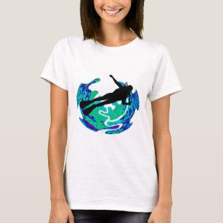 SCUBA LU AKI T-Shirt