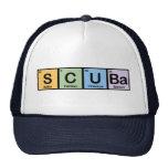 Scuba made of Elements Trucker Hat