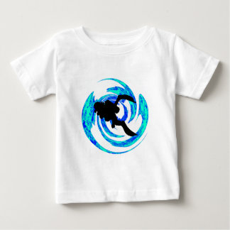 SCUBA NO LIMITATIONS BABY T-Shirt