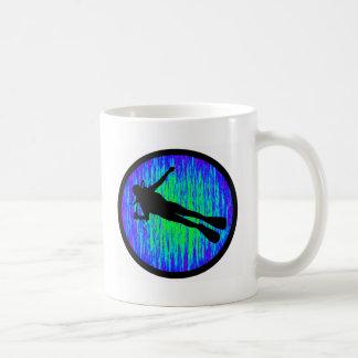 SCUBA SEA VISION COFFEE MUGS
