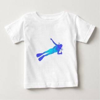 SCUBA SHORE DIVE BABY T-Shirt