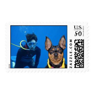 Scuba Skip Postage