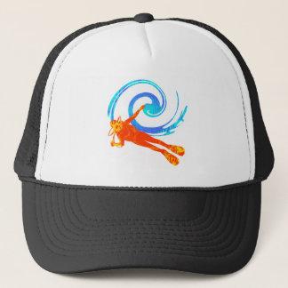 SCUBA SOL KISSED TRUCKER HAT
