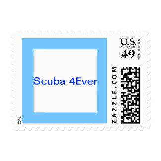 Scuba Stamps