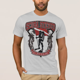 SCUBA STEVES SCUBA SQUAD T-Shirt