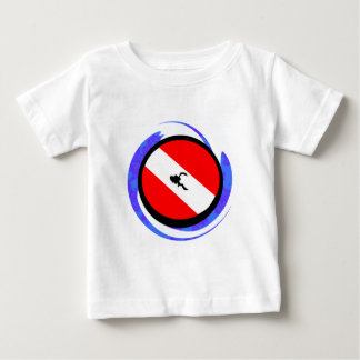 SCUBA THE BADGE BABY T-Shirt