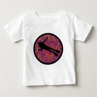 SCUBA THE BUBBLE BABY T-Shirt