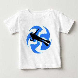 SCUBA THE BVI BABY T-Shirt