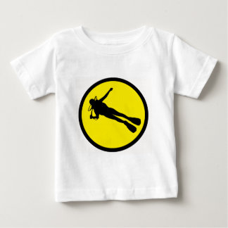 SCUBA THE CAYMANS BABY T-Shirt