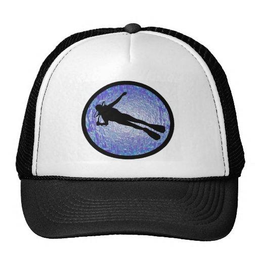 SCUBA THE SCIENCE TRUCKER HAT