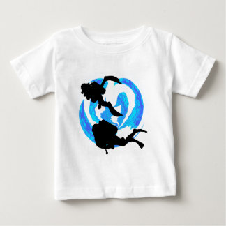 SCUBA TO EXPLORE BABY T-Shirt