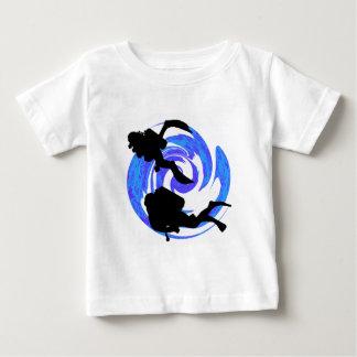 SCUBA TO HAPPEN BABY T-Shirt