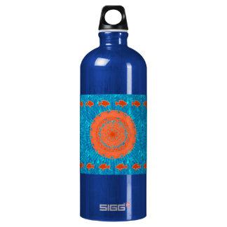 Scuba - Waterbottle Aluminum Water Bottle