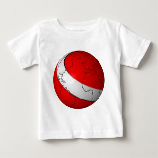 Scuba World Baby T-Shirt