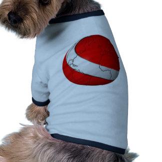 Scuba World Pet T-shirt
