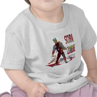 Scuba Zombie T Shirts