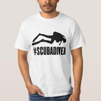 Scubadiver T Shirt