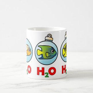 Scubadorable H2O H2O H2O Coffee Mug
