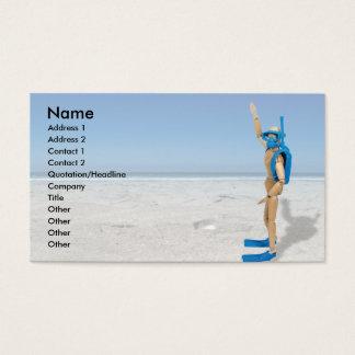 ScubaInstructor, Name, Address 1, Address 2, Co... Business Card
