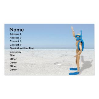 ScubaInstructor, nombre, dirección 1, dirección 2, Tarjeta De Visita