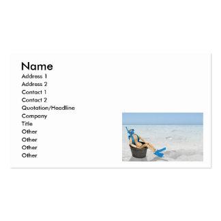 ScubaTubVacation, Name, Address 1, Address 2, C... Business Card