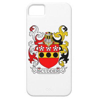 Scudder Coat of Arms iPhone 5 Covers