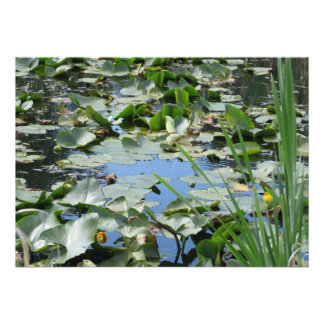 Scudder Pond Personalized Invitation