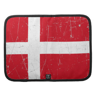 Scuffed and Scratched Danish Flag Organizers