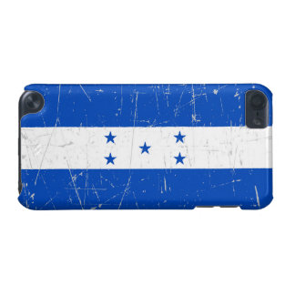 Scuffed and Scratched Honduras Flag iPod Touch 5G Case