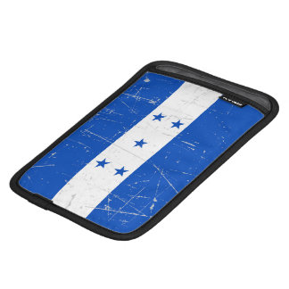 Scuffed and Scratched Honduras Flag Sleeve For iPad Mini
