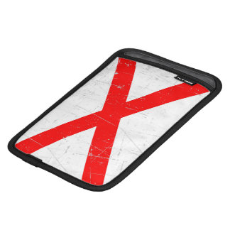 Scuffed and Scratched Northern Ireland Flag Sleeve For iPad Mini