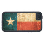 Scuffed and Worn Texas Flag iPhone 5 Cover