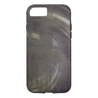 SCUFFED RIM ABSTRACT CHROME MANDELBULB FRACTAL IMG iPhone 7 CASE