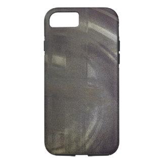 SCUFFED RIM ABSTRACT CHROME MANDELBULB FRACTAL IMG iPhone 8/7 CASE