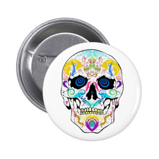 Scull Buttons