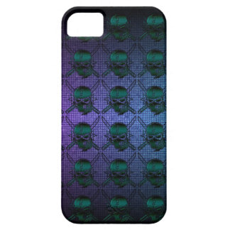 Scull design iPhone 5/5S, Barely There Cover