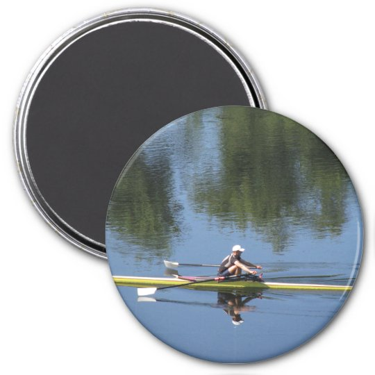 Scull Magnet