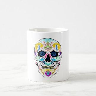 Scull Coffee Mug