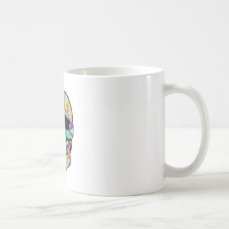 Scull products coffee mug