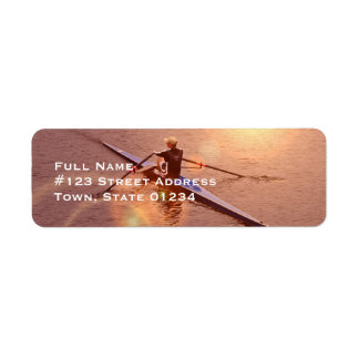 Sculler Mailing Labels