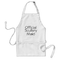 Scullery Maid Apron