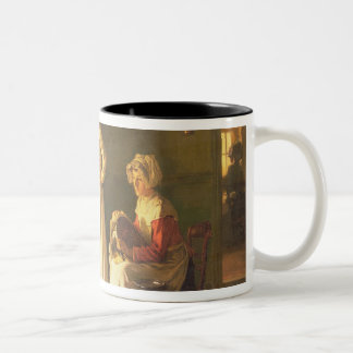 Scullery Maids Two-Tone Coffee Mug