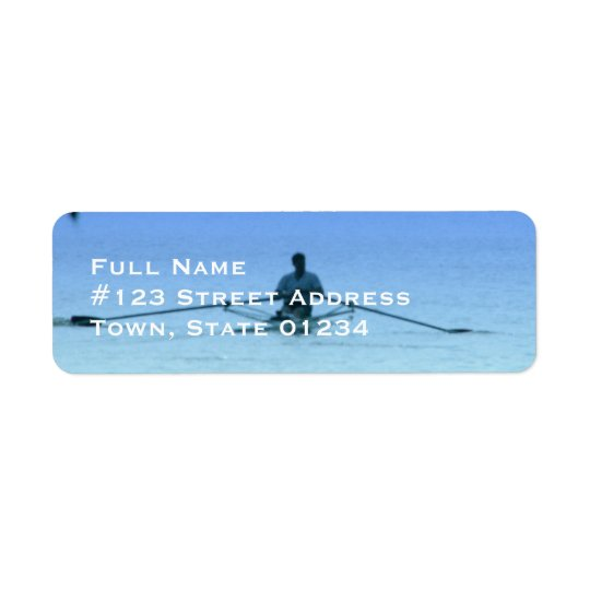 Sculling Mailing Labels