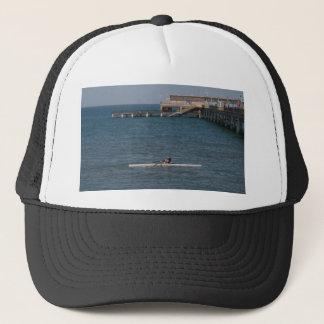 Sculling On The Sea Trucker Hat