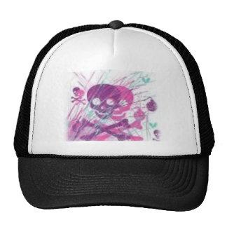 SCULLY GIRL TRUCKER HAT