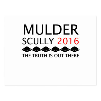scully postcard