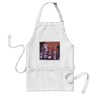 Sculpted Body Parts  Colossus of Constantine Rome Adult Apron