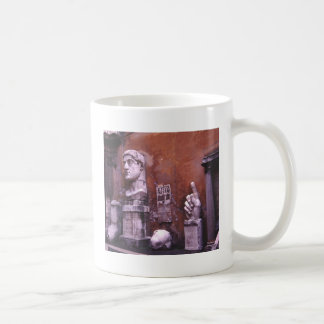 Sculpted Body Parts  Colossus of Constantine Rome Coffee Mug